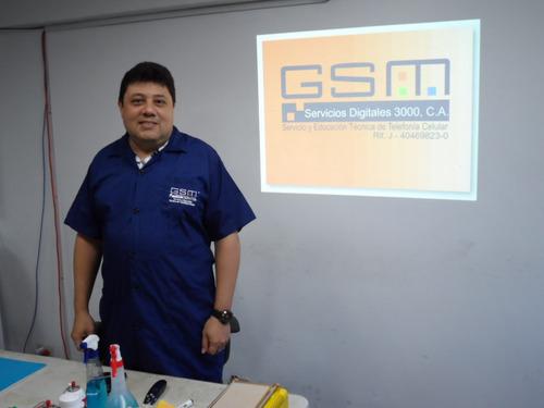 cursos servicio técnico celulares ( curso oficial )