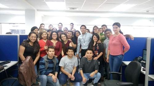 cursos, talleres de capacitación y asesoría en servicios