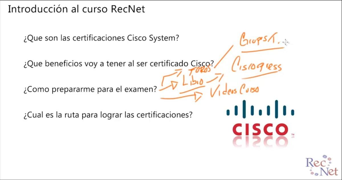 Udemy Cisco