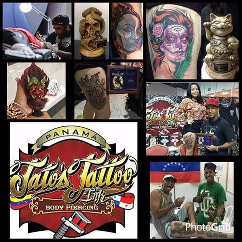 cursos y clases de tatuajes y body piercings