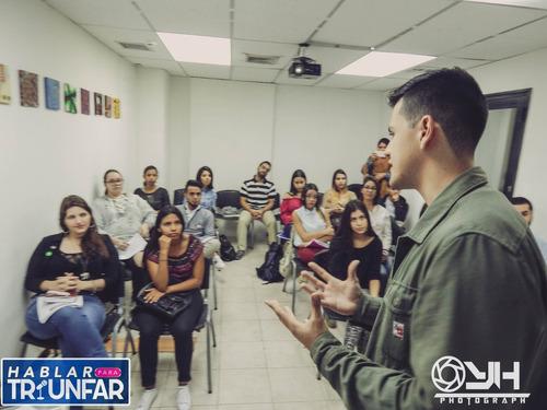cursos y clases particulares de oratoria y dicción