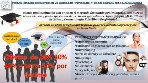 cursos y seminarios