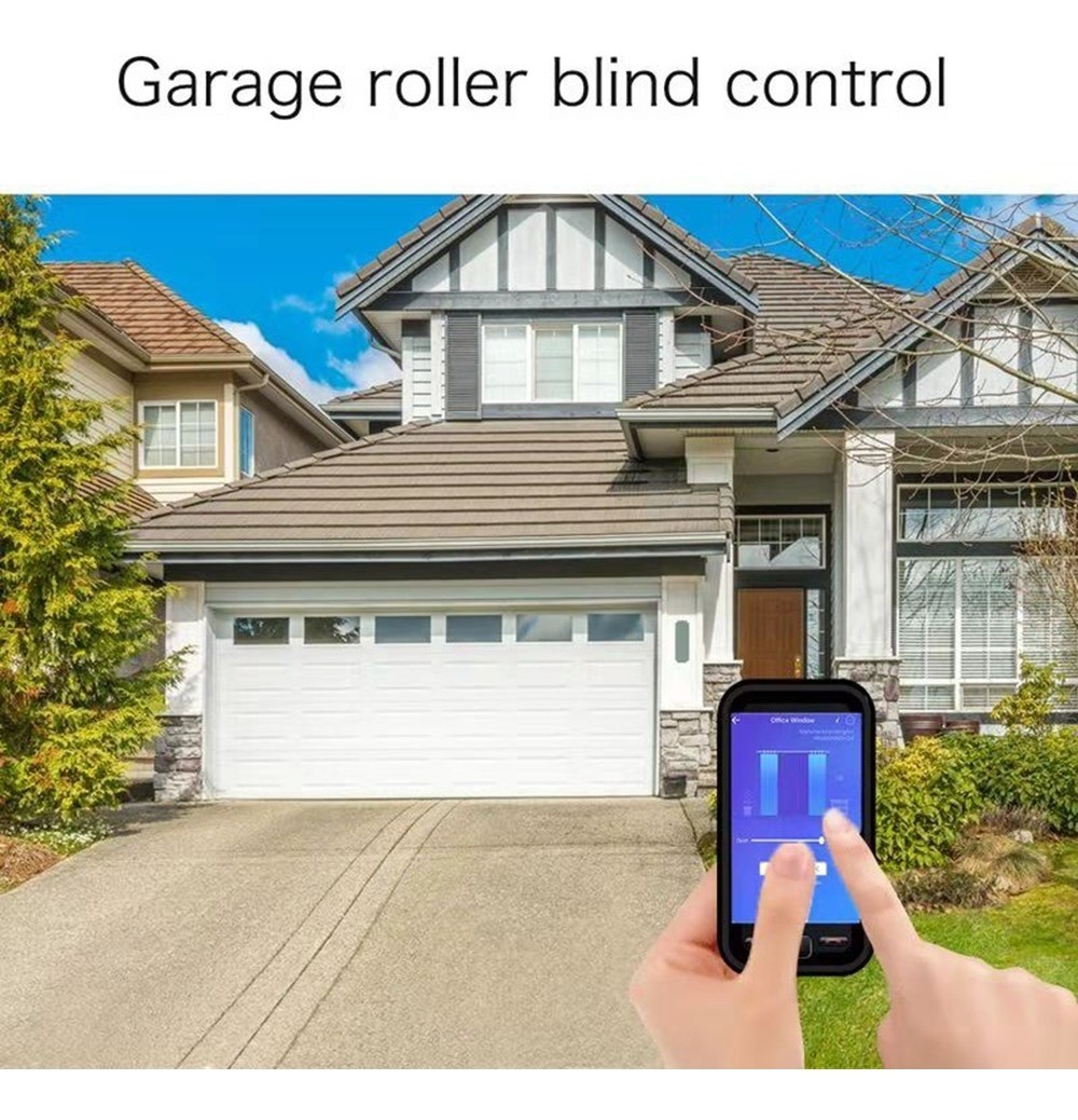 Smart Wifi Remote Garage Doors Control