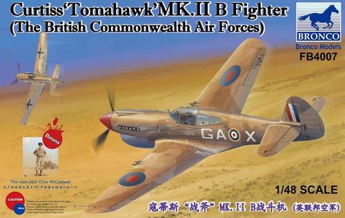 curtiss  tomahawk  mk. iib