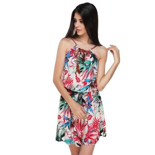 curto feminino vestido
