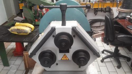 curvadora de tubos y perfiles