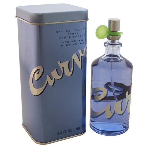 curve  mujer liz claiborne 3.4oz (100.ml) 100% original