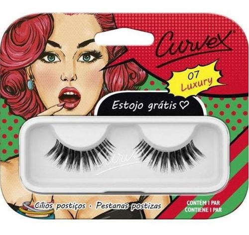 curvex - cílios postiços - 07 luxury