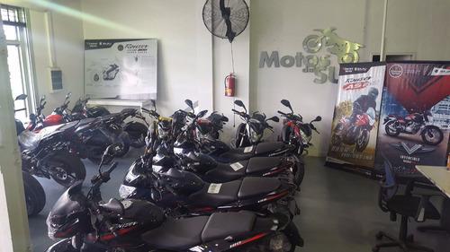 custom avenger 220  street 0 km motos del sur