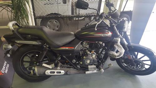 custom avenger cruise 220 2018 0 km motos del sur