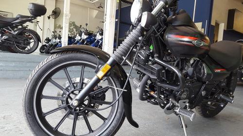 custom avenger cruise 220 2019 0 km motos del sur