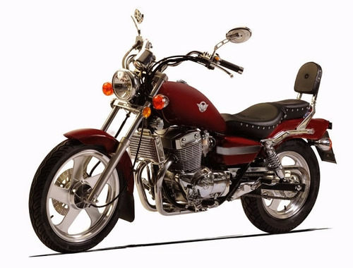 custom mondial hd 250 entrega inmediata!!!
