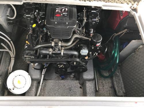 custom special 2008 mercruiser v8 mpi 260 hp grupo/aire