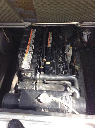 custom special con mercruiser 180 hp diesel pata bravo 2
