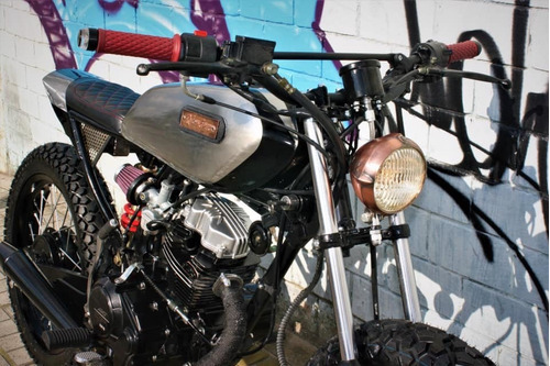 custom tracker 125 - rockers garage