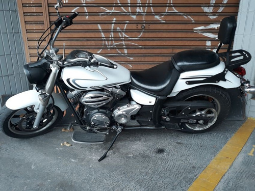 [custom] yamaha xvs 950 950