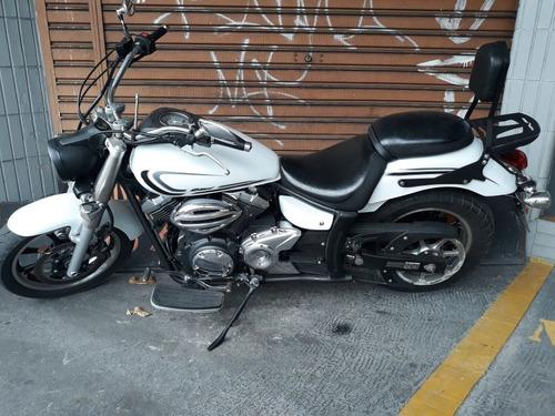 [custom] yamaha xvs 950 a 950
