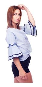 0be2db98 Camisa Fina Mujer Encaje - Ropa y Accesorios en Mercado Libre Argentina
