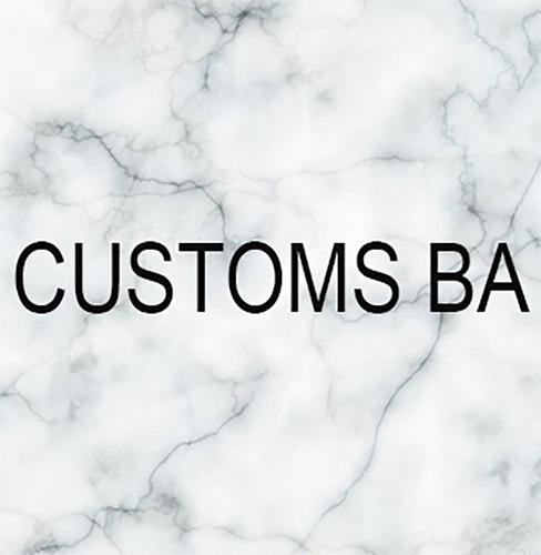 customs ba camperas mujer abrigada importada campera nylon