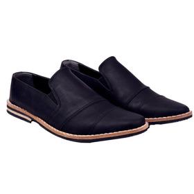 Customs Ba Zapatos Hombre Botitas Eco Cuero Vestir Keyw Full