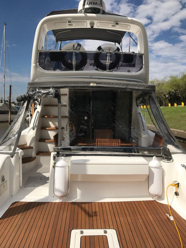 custon 40 - 2015 - 2 volvo penta d4 260 diésel - impecable !