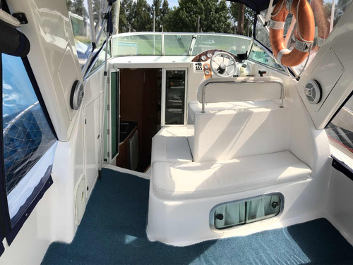 custon special 2009   mercruiser 5.0 mpi 260 hp.  impecable