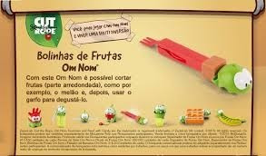 cut the rope bolitas de frutas mcdonalds cajita feliz 2015