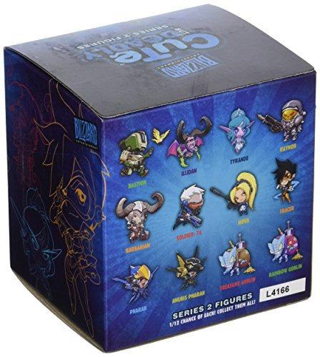 cute but deadly, series 2 caja con una figura de vinilo sorp