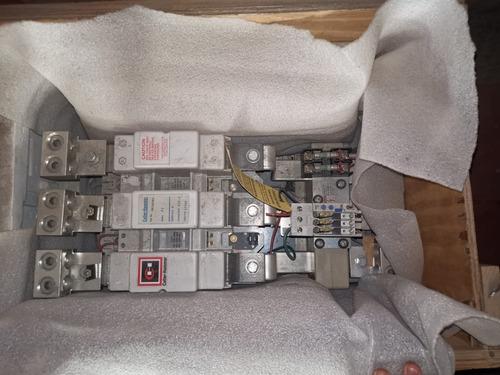 cutler hammer an16tn0 tamaño 6 motor de arranque 400hp  460