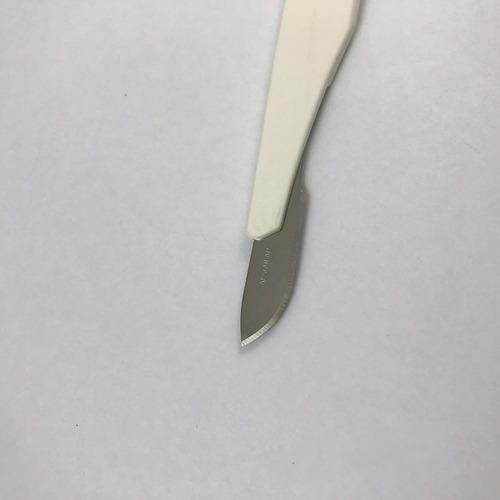 cutter bisturi descartables artesanias reposteria x 10 novac