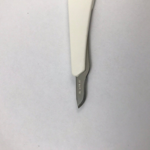 cutter bisturi descartables artesanias reposteria x 5