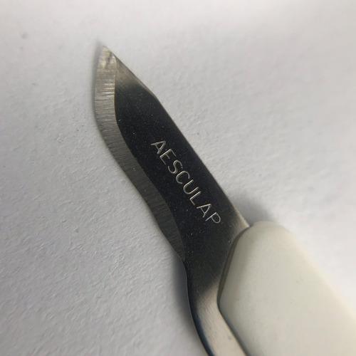 cutter bisturi descartables artesanias reposteria x 50 novac