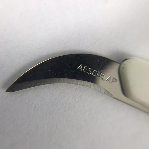 cutter bisturi descartables artesanias reposteria x 500 nova