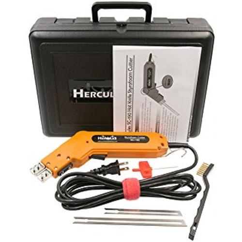 cutter eléctrico -  hercules air cooled hot knife cutter