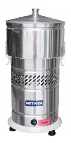 cutter procesadora industrial gastronomico 2,5 lts metvisa