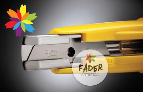 cutter trincheta cortante olfa sk4 sk-4 18 mm barrio norte