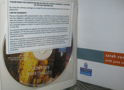cutting edge advanced students' book new interactive cd-rom