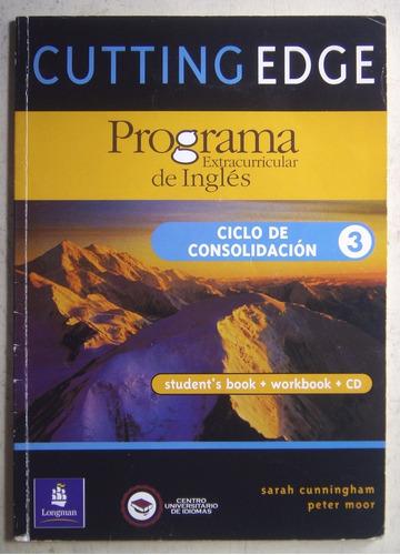cutting edge consolidación 3 con cd / longman - cui