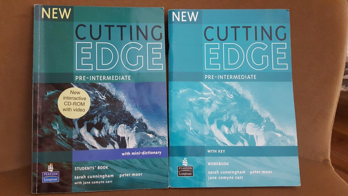 Workbooks cutting edge workbook : Cutting Edge Pre-intermediate- Students ' Book And Workbook ...