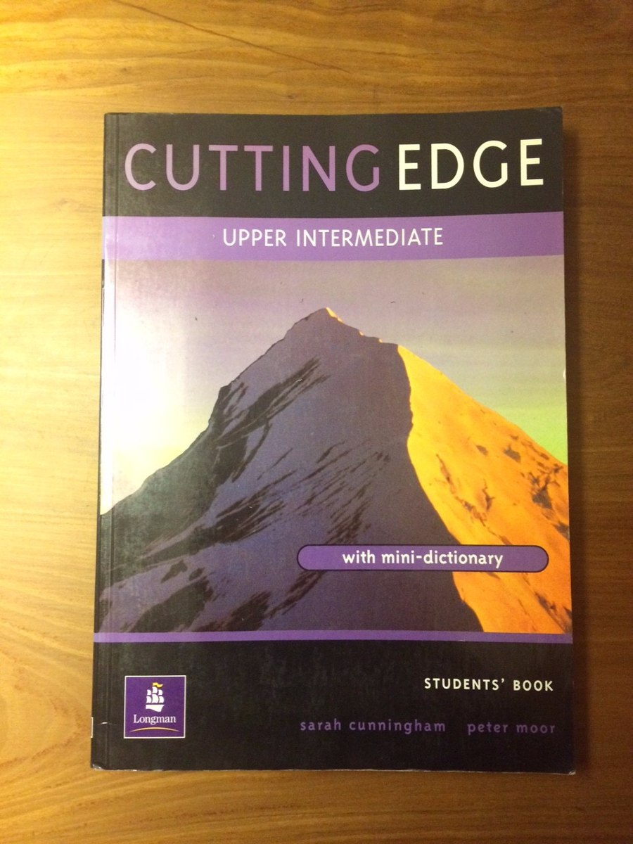 Workbooks cutting edge workbook : Cutting Edge - Upper Intermediate - Students´ Y Workbook - $ 150 ...