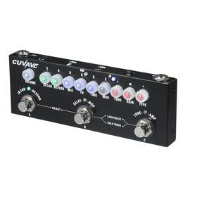 Cuvave Cube Baby Guitarra Eléctrica Multifuncional Portátil