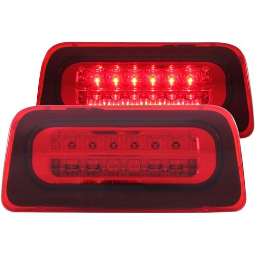 cv s-10 /sonoma 94-04 led 3rd b/light red standard cab