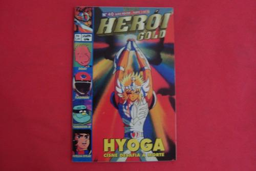 cx aav 61 ### mangá  hq  marvel  dc  raridade  heroi gold 40