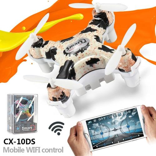 cx  ds mini wifi grado canal ghz radio control quadcopter