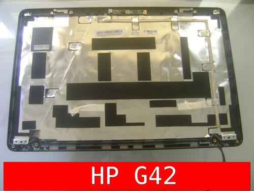 cx10-1 -carcaça tampa da tela hp g42 series