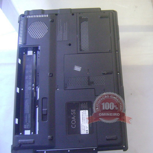 cx18.5 carcaça base inferior notebook hp compaq v6000