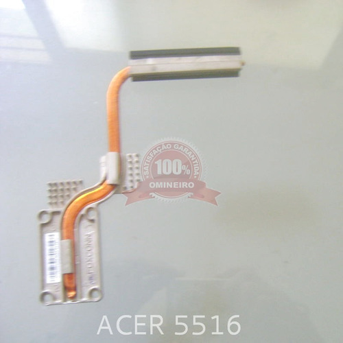 cx34.1 - dissipador acer aspire 5516 5517 5532