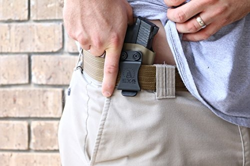 Cya Supply Co  Iwb Holster Se Adapta A: Glock 26 / Glock 27