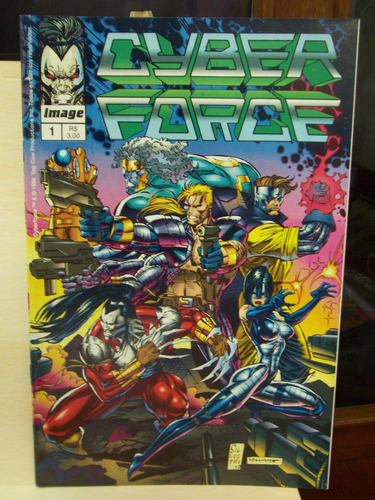 cyber force image