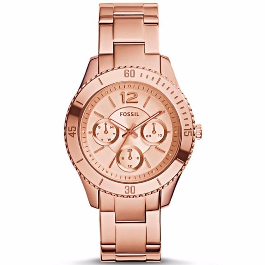 983bb599f1b8 Cyber Lunes Reloj Fossil Es3815 Original Entrega Inmediata ...